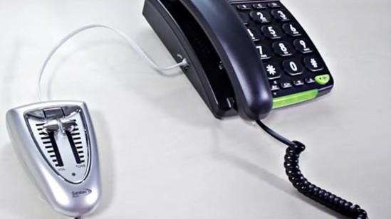 Amplificateur téléphonique Humantechnik