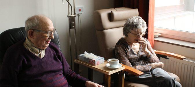Hospitalisation et retour à domicile des personnes âgées