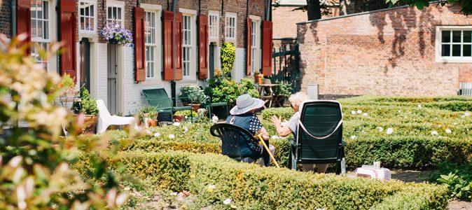 Les solutions d'hébergement pour personnes âgées