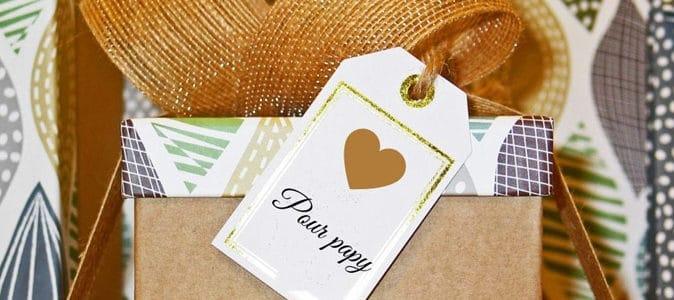 Les 12 cadeaux préférés des Papys !